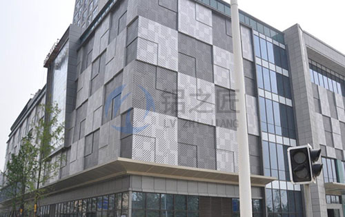 四川冲孔铝单板规格