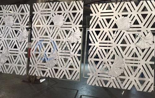 佛山雕花铝单板