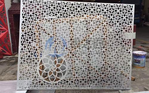 广东屏风铝单板