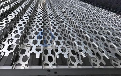 长城型铝单板定制