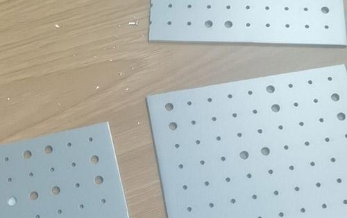 冲孔铝单板吊顶铝单板